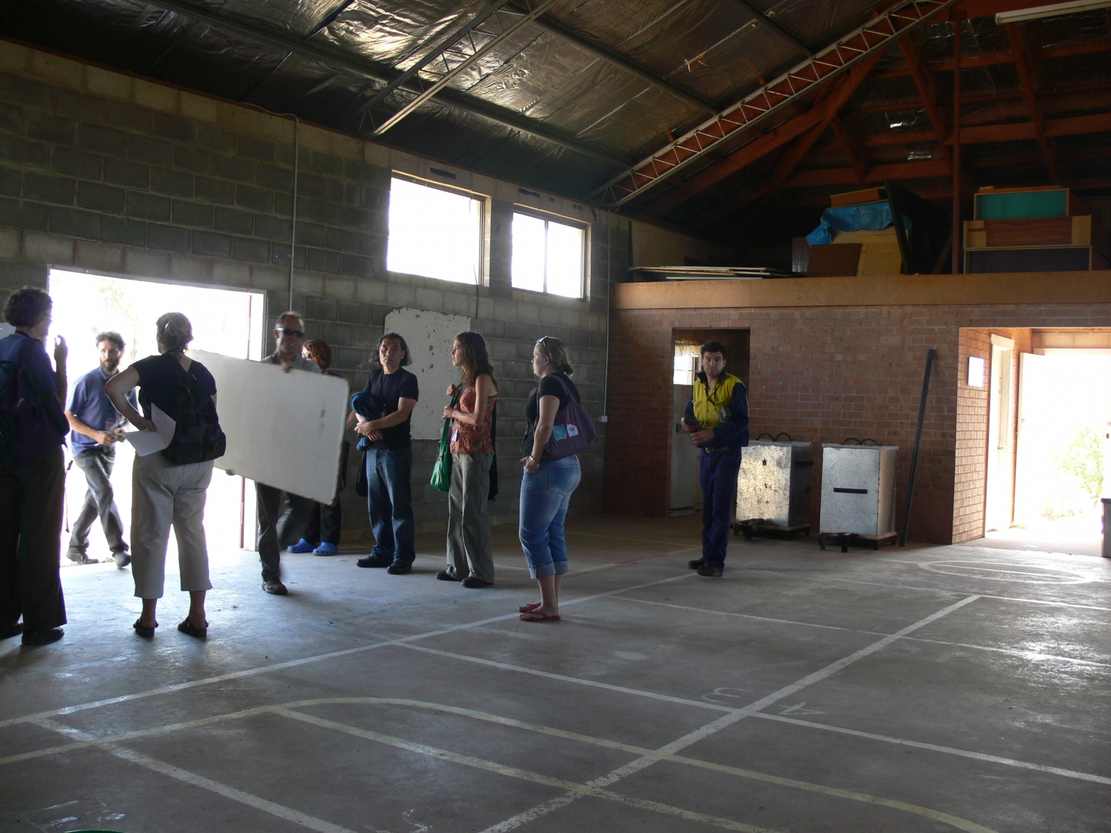 Australien - Workshop