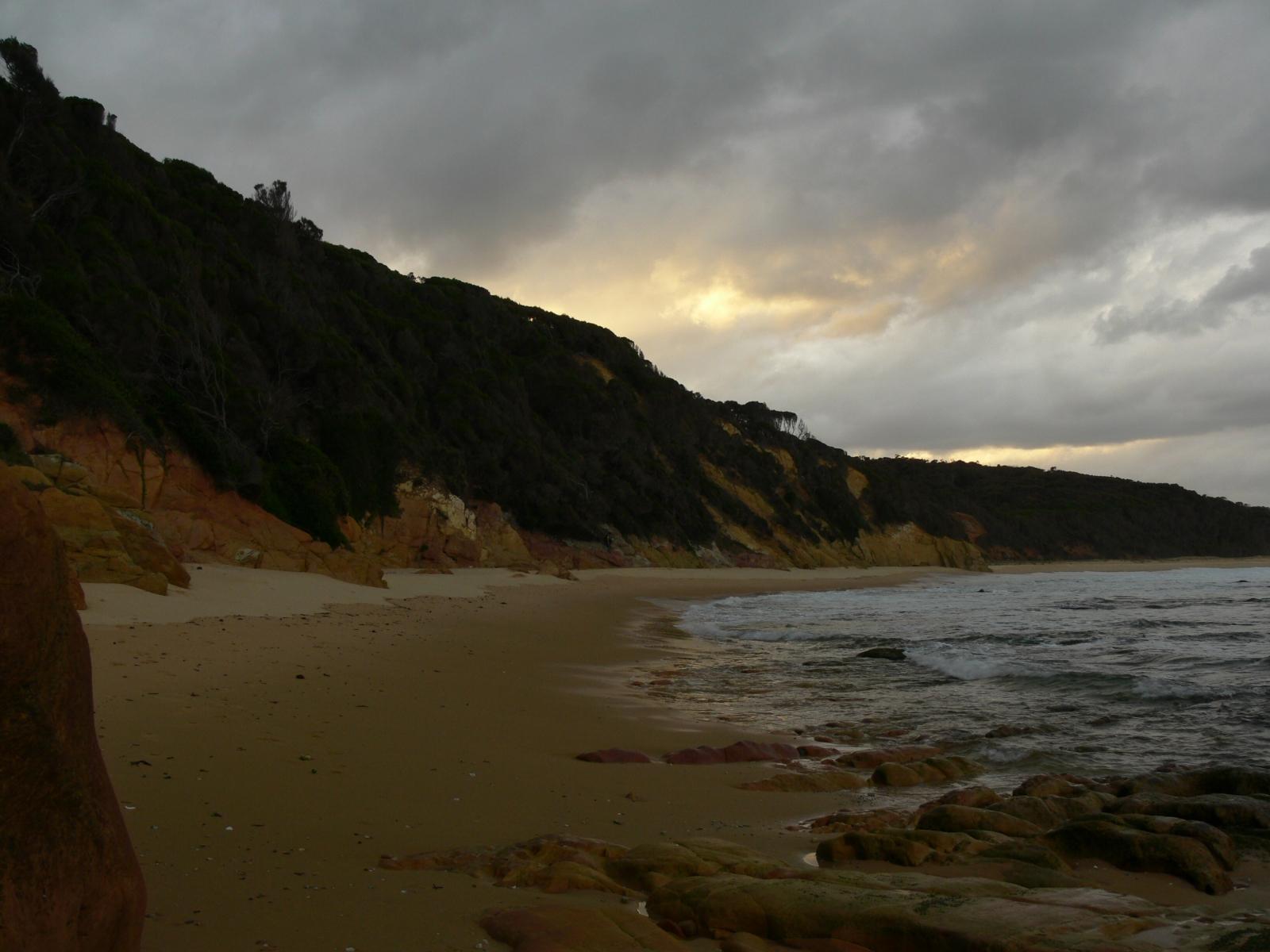 Australien Pazifikküste
