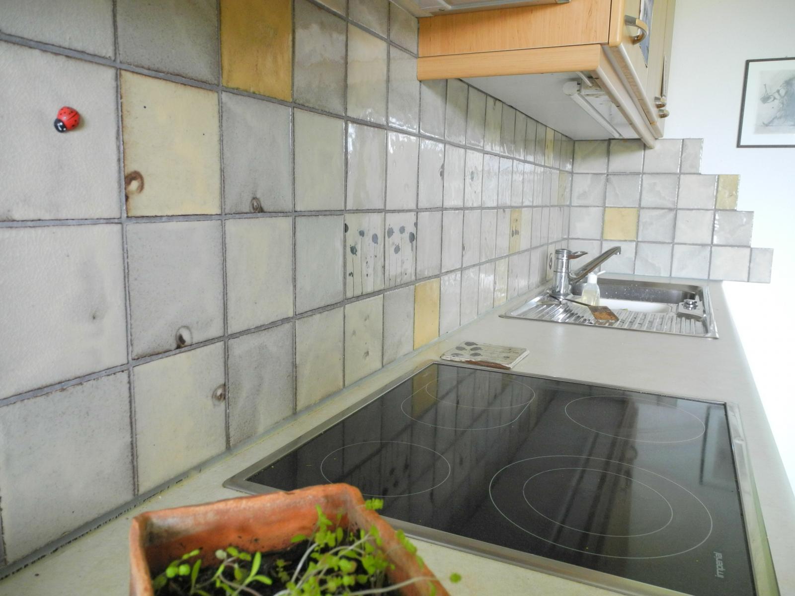 Fliesen in einer Küche